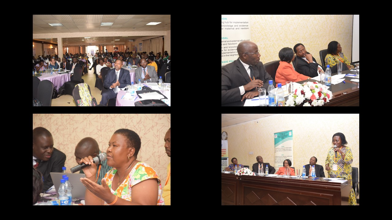 Perspectives from the 2016 Uganda maternal and newborn symposium