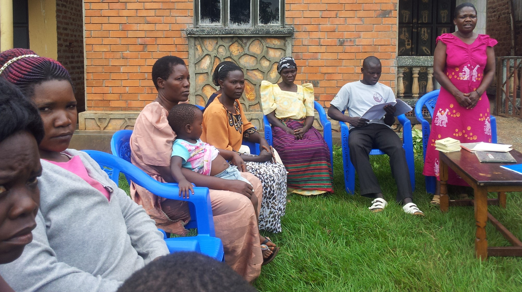 Working with local resources to ensure sustainability; lessons from a maternal and newborn study in Eastern Uganda