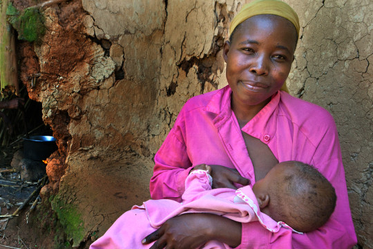 Breastfeeding Encouragement