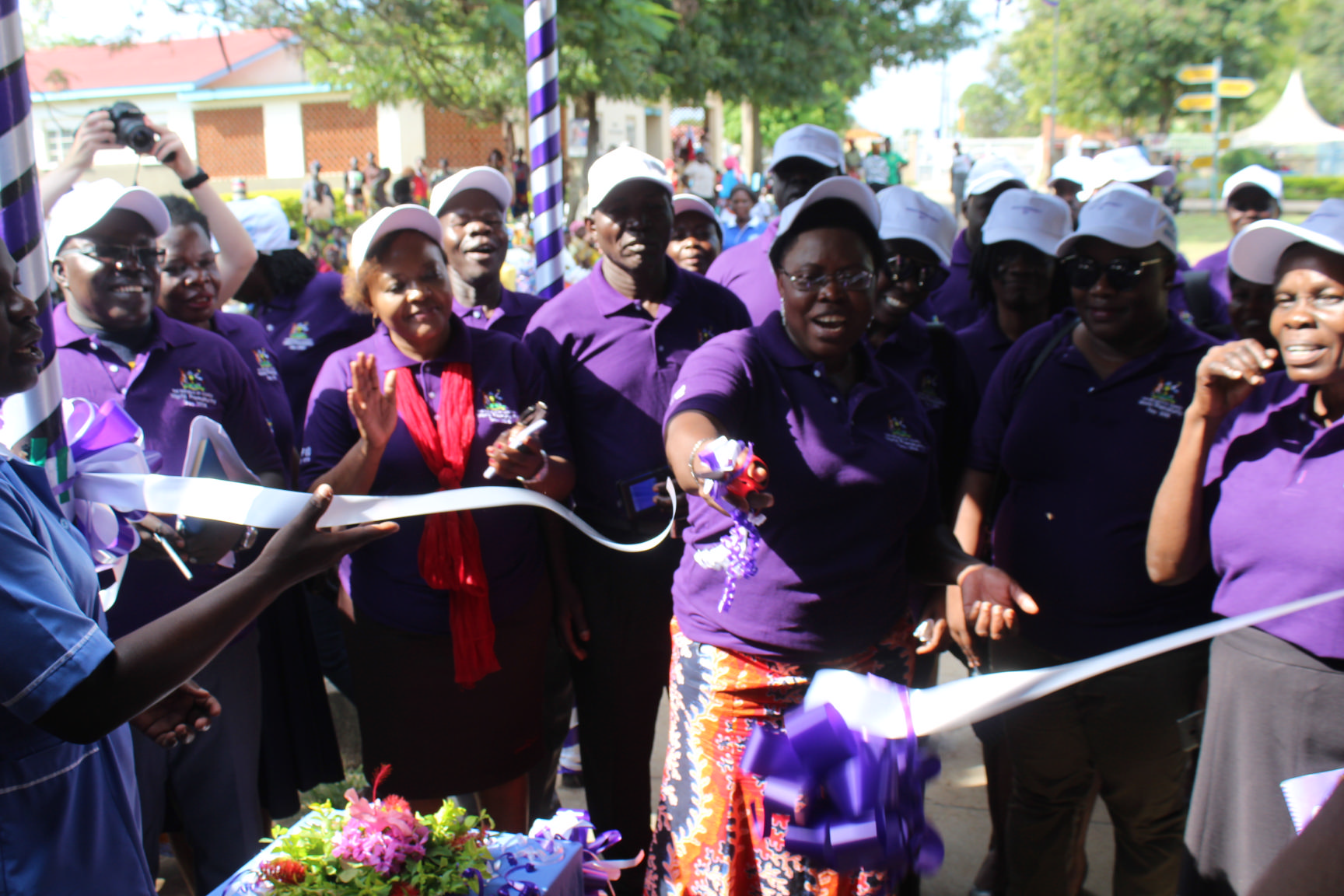 Uganda marks prematurity day with opening of neonatal care unit at Arua regional hospital