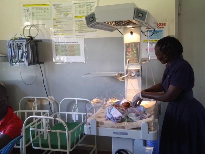 Maternal & Newborn Scale-Up
