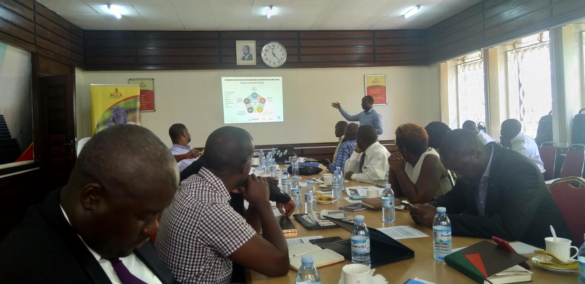 Makerere University joins KCCA, PSI in new Kampala City maternal-newborn health project
