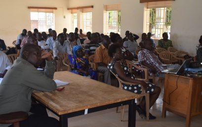 Community scorecards bring issues of women with disabilities to the agenda in rural Ugandan district
