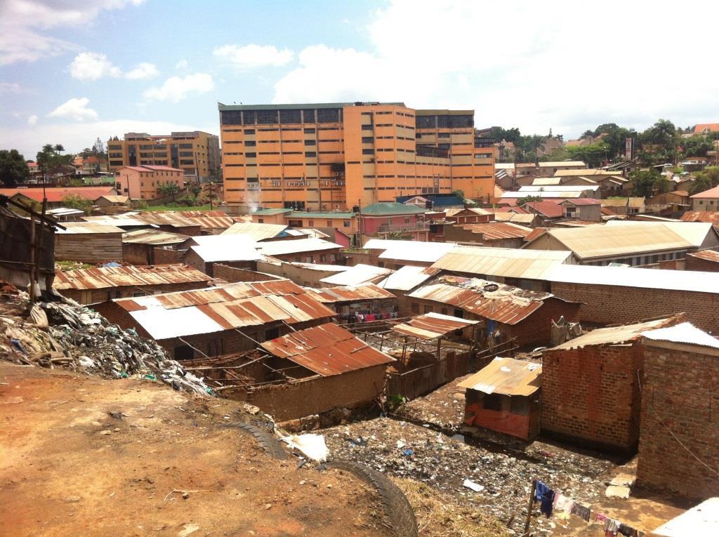 MNH Kampala Slum project