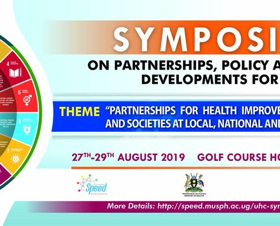 Symposium on Partnerships, Policy and Systems Developments for UHC