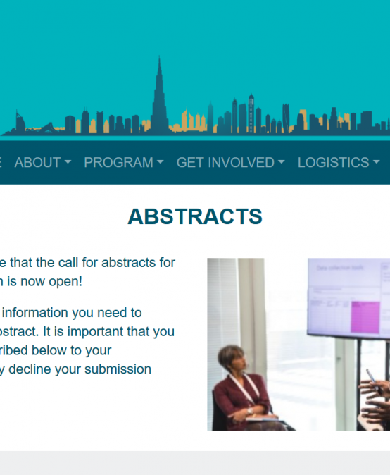 HSR2020 call for abstracts