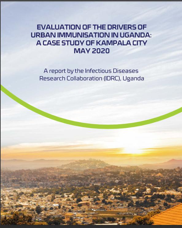 Evaluating Kampala City's current immunization service delivery