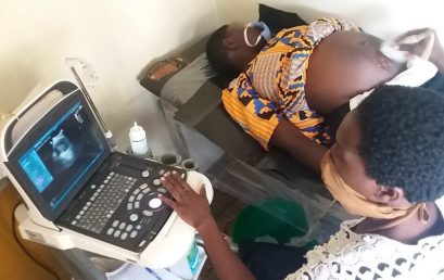 The ultrasound scan services changing lives in Busoga, Uganda