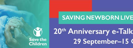 Saving Newborn Lives Legacy e-Talks